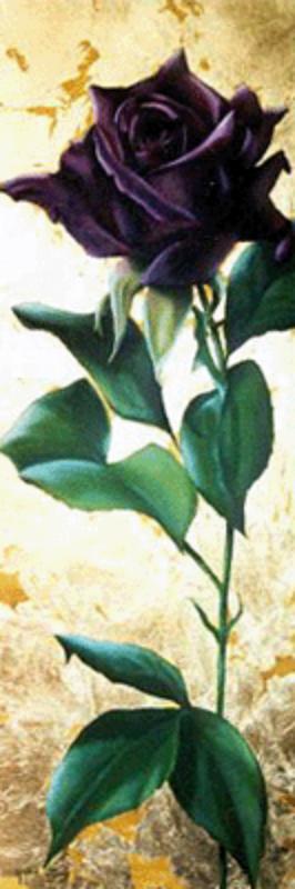 Maria Klokkou - Black Rose