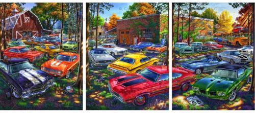 Chevy Farm Trilogy